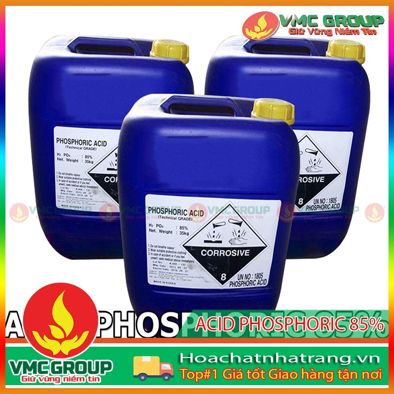 ACID PHOSPHORIC 85%