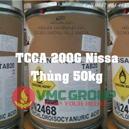 TCCA 200G Nissa