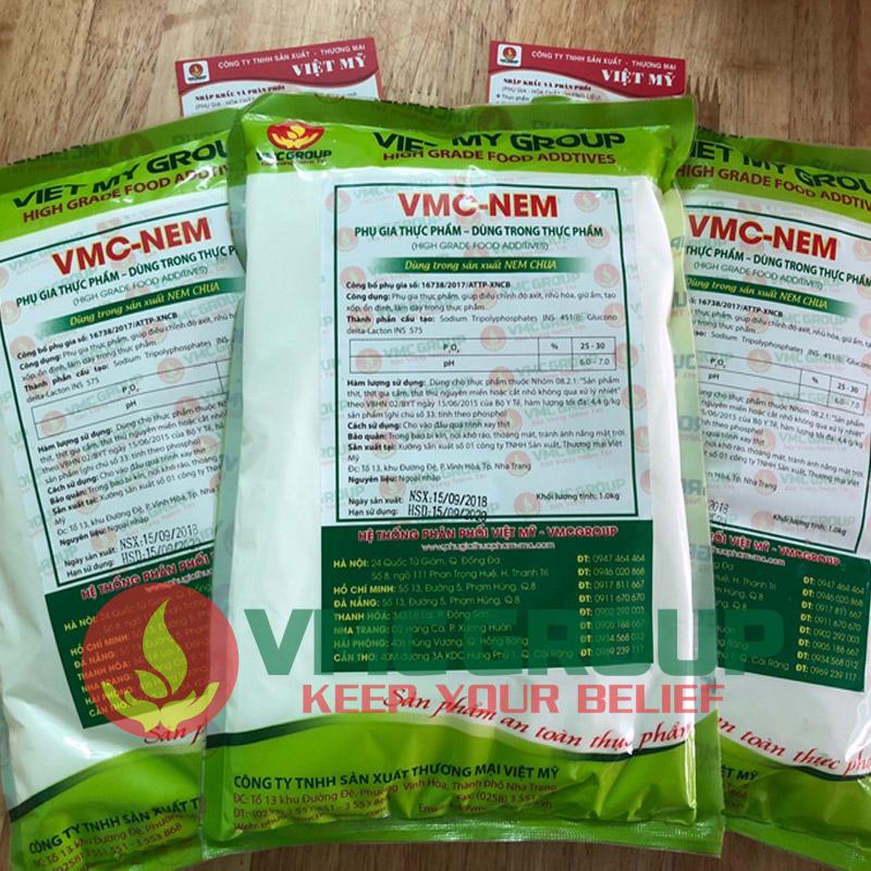 VMC NEM tao gion dai cho nem chua