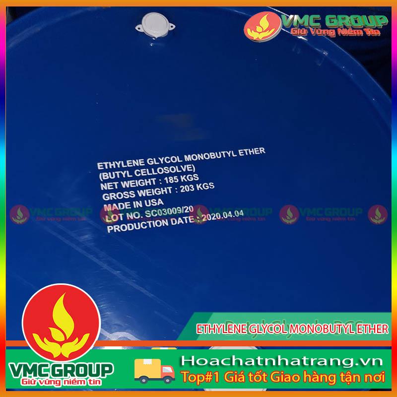 ETHYLENE GLYCOL MONOBUTYL ETHER (EGME-BCS) HCNT
