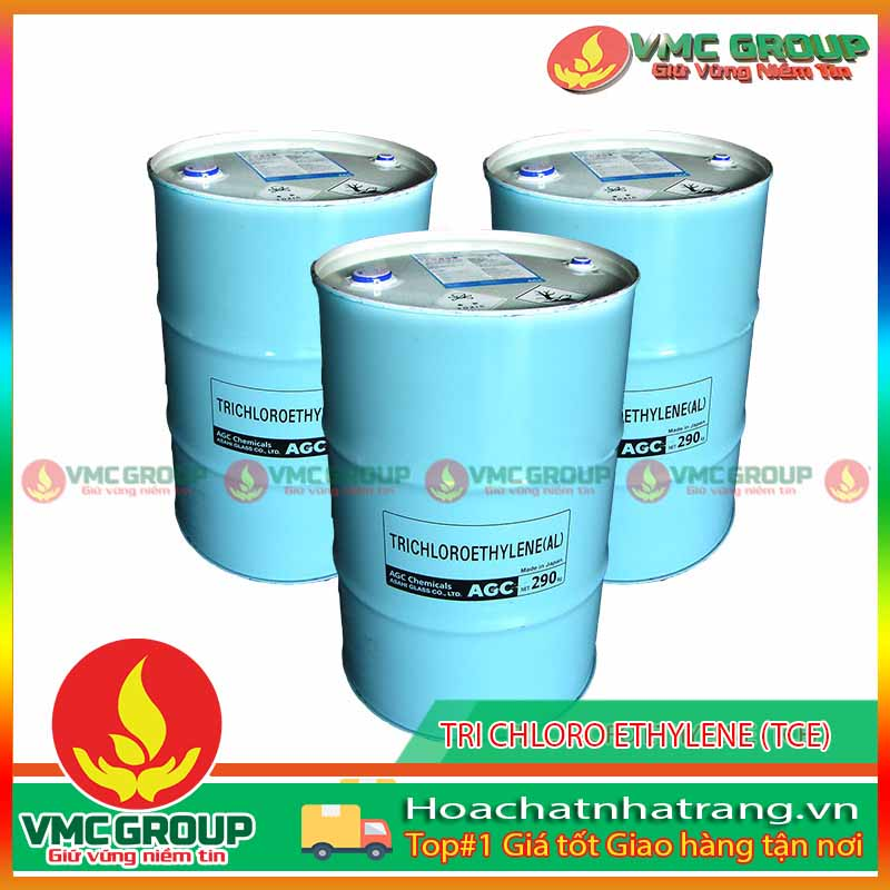 TRI CHLORO ETHYLENE (TCE) C2HCl3 HCNT