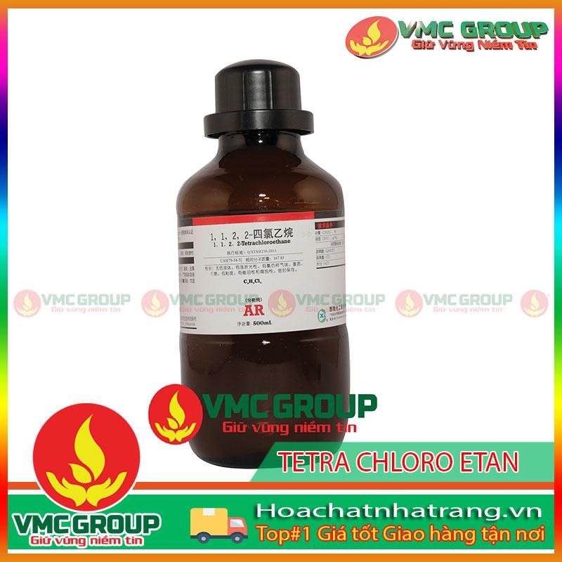 1,1,2,2 – TETRA CHLORO ETAN - C2H2Cl4 HCNT