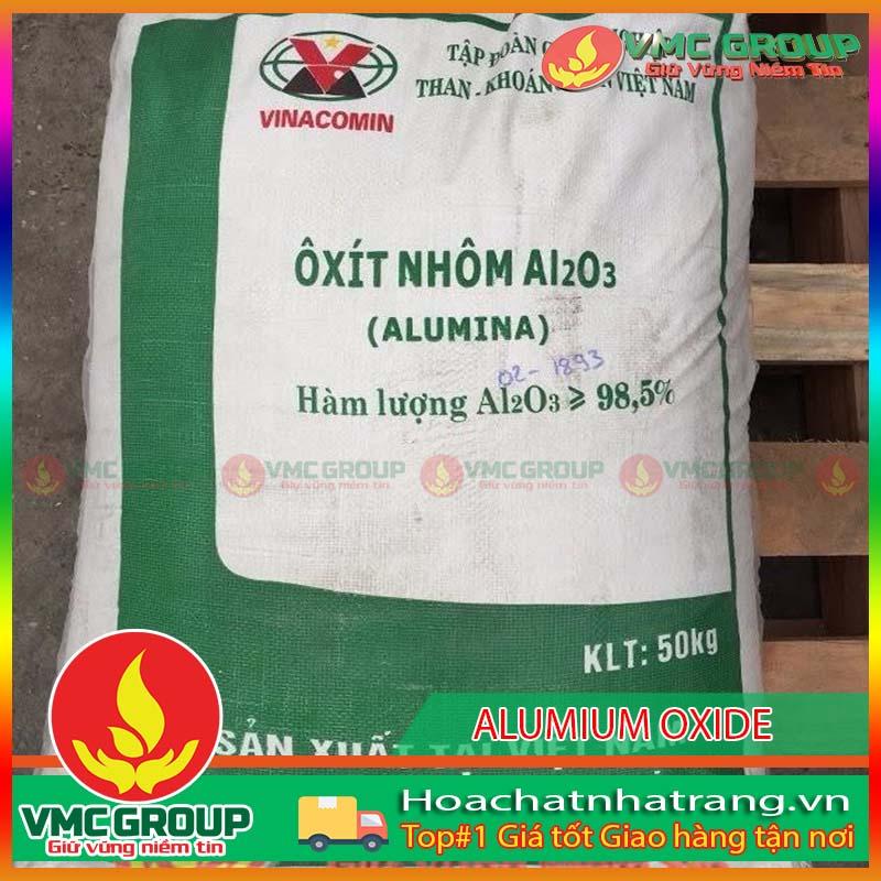 ALUMIUM OXIDE - Al2O3 - OXIT NHÔM HCNT