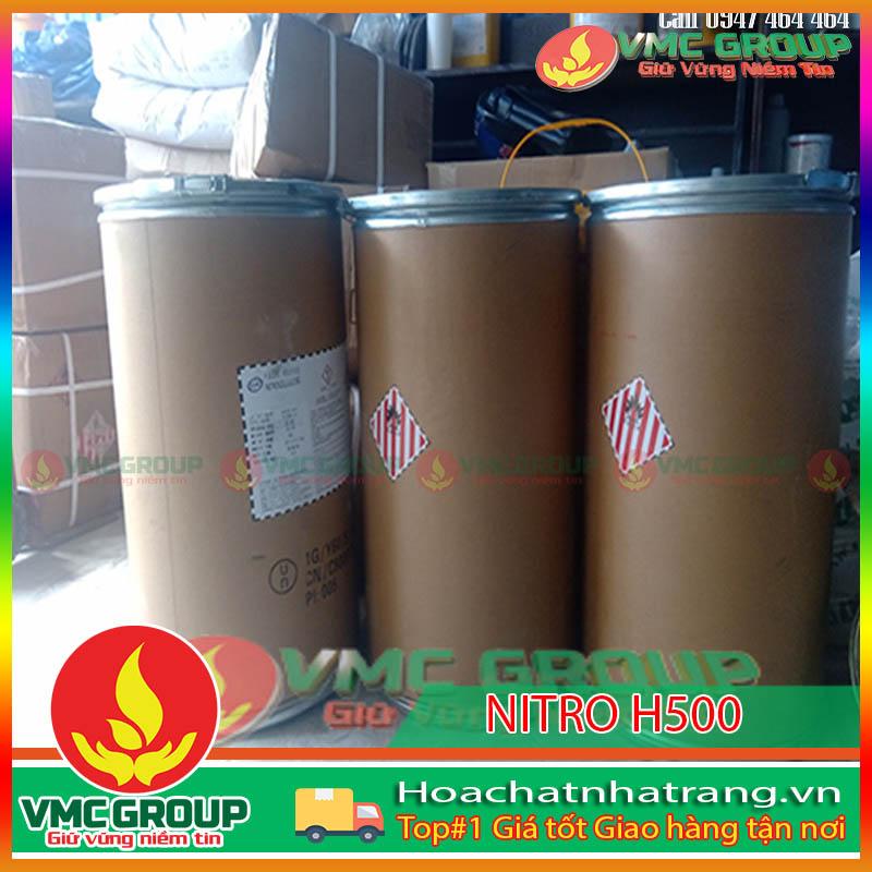 NITRO H500 SẢN XUẤT CỒN KHÔ HCNT