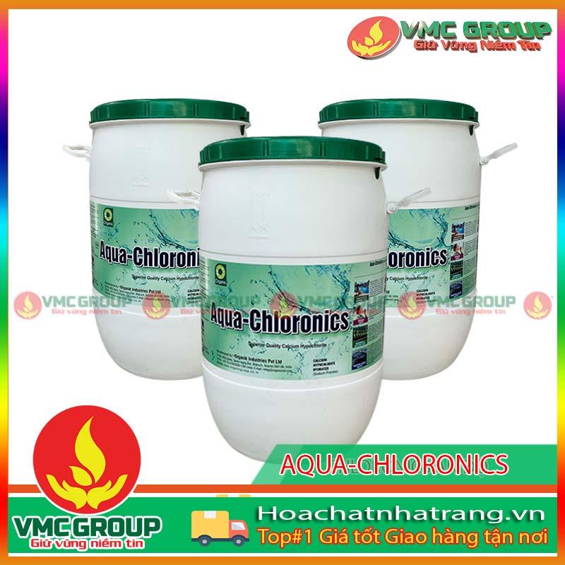 CLORIN AQUA CHLORONICS 70% HCNT