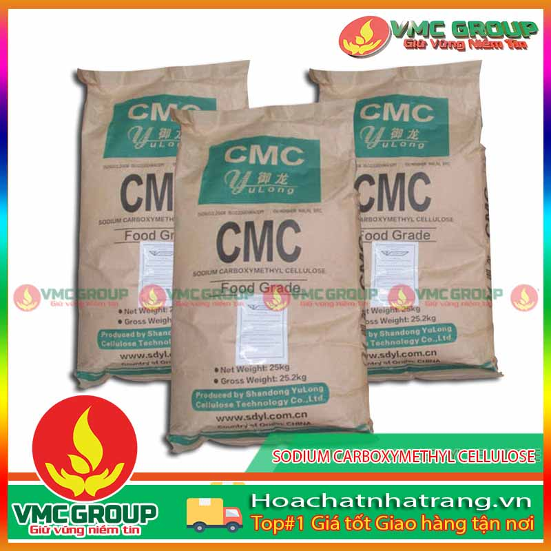 BỘT CMC – SODIUM CARBOXYMETHYL CELLULOSE HCNT
