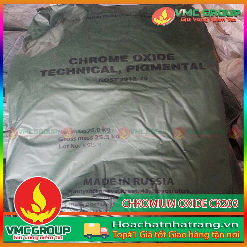 CHROMIUM OXIDE CR203