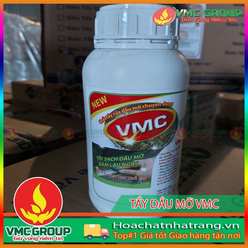 TẨY DẦU MỠ VMC HCNT